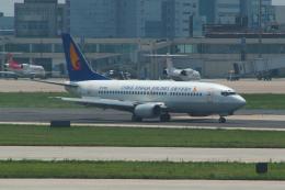 yabyanさんが、天津浜海国際空港で撮影した中国新華航空 737-341の航空フォト(飛行機 写真・画像)