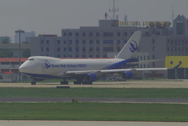 天津浜海国際空港 - Tianjin Binhai International Airport [TSN/ZBTJ]で撮影された天津浜海国際空港 - Tianjin Binhai International Airport [TSN/ZBTJ]の航空機写真(フォト・画像)