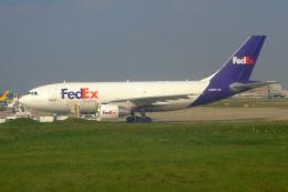 yabyanさんが、デトロイト・メトロポリタン・ウェイン・カウンティ空港で撮影したフェデックス・エクスプレス A310-221(F)の航空フォト(飛行機 写真・画像)