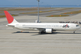 jun☆さんが、中部国際空港で撮影した日本航空 767-346の航空フォト(飛行機 写真・画像)