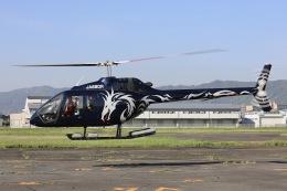 Hii82さんが、八尾空港で撮影したセコインターナショナル 505 Jet Ranger Xの航空フォト(飛行機 写真・画像)