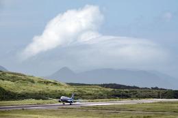 planetさんが、石垣空港で撮影した全日空 737-8ALの航空フォト(飛行機 写真・画像)