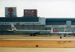 ノリちゃんさんが、羽田空港で撮影した日本航空 DC-8-61の航空フォト(写真)