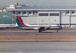 ノリちゃんさんが、羽田空港で撮影した東亜国内航空 YS-11A-500の航空フォト(写真)