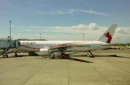 TA27さんが、ジャクソン国際空港で撮影したニューギニア航空 767-383/ERの航空フォト(飛行機 写真・画像)