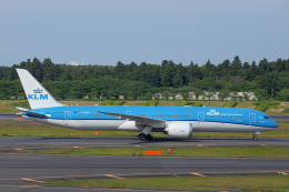 SGR RT 改さんが、成田国際空港で撮影したKLMオランダ航空 787-9の航空フォト(飛行機 写真・画像)