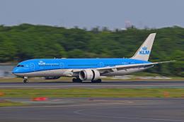 Souma2005さんが、成田国際空港で撮影したKLMオランダ航空 787-9の航空フォト(飛行機 写真・画像)
