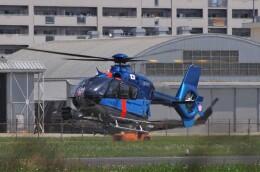 mild lifeさんが、八尾空港で撮影した大阪府警察 EC135P2+の航空フォト(飛行機 写真・画像)