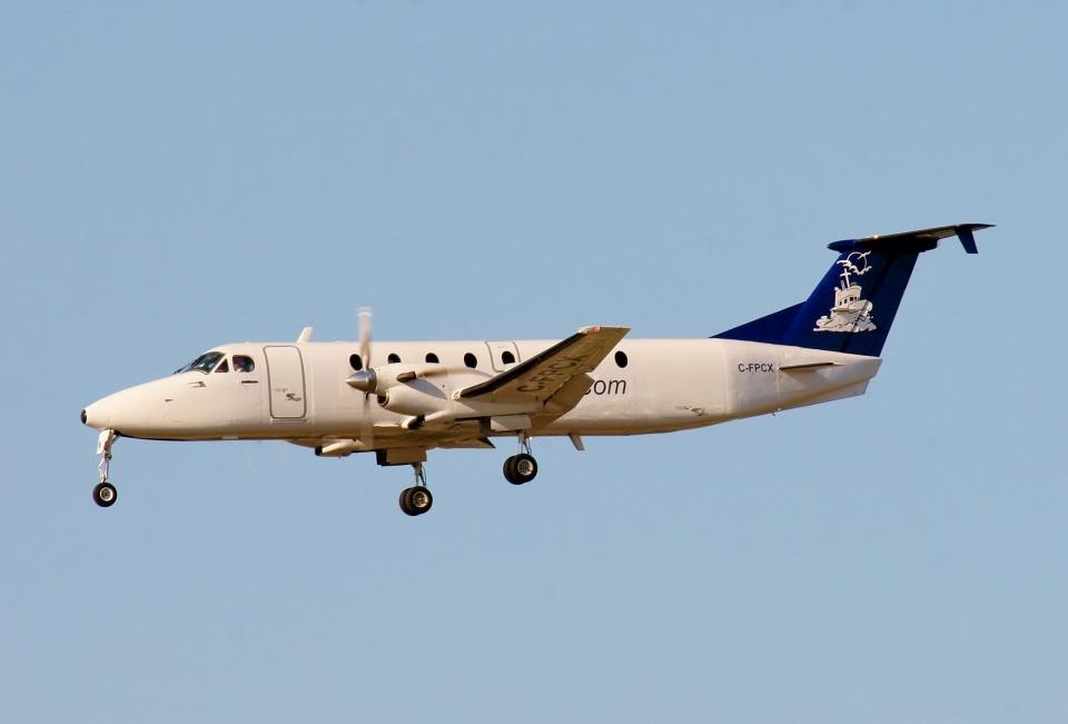 TA27さんのパシフィック・コスタル・エアラインズ Beechcraft 1900 (C-FPCX) 航空フォト