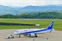 航空フォト:JA216A 全日空 A320neo
