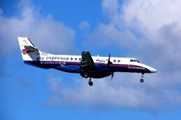 まいけるさんが、コルフ・イオアニス・カポディストリアス空港で撮影したスカイエクスプレス Jetstream 41の航空フォト(飛行機 写真・画像)