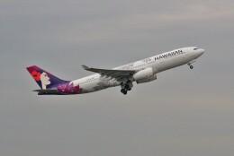 OMAさんが、成田国際空港で撮影したハワイアン航空 A330-243の航空フォト(飛行機 写真・画像)