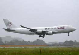 雲霧さんが、成田国際空港で撮影したスカイ・リース・カーゴ 747-428F/ER/SCDの航空フォト(飛行機 写真・画像)