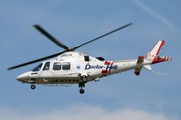 なごやんさんが、名古屋飛行場で撮影した静岡エアコミュータ AW109SPの航空フォト(飛行機 写真・画像)