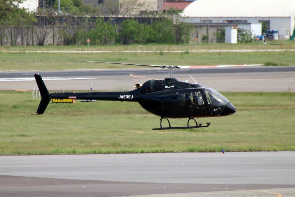 なごやんさんのセコインターナショナル Bell 505 (JA505J) 航空フォト