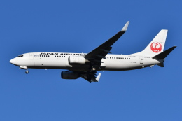 Deepさんが、成田国際空港で撮影した日本航空 737-846の航空フォト(飛行機 写真・画像)