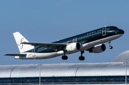 Ariesさんが、関西国際空港で撮影したスターフライヤー A320-214の航空フォト(飛行機 写真・画像)