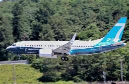M.Chihara_1さんが、ボーイングフィールドで撮影したボーイング 737-7-MAXの航空フォト(飛行機 写真・画像)
