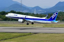 航空フォト:JA133A 全日空 A321neo