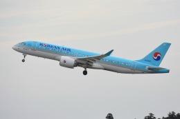 あまるめさんが、成田国際空港で撮影した大韓航空 BD-500-1A11 CSeries CS300の航空フォト(飛行機 写真・画像)