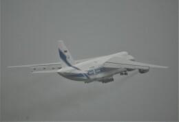 takikoki50000さんが、関西国際空港で撮影したヴォルガ・ドニエプル航空 An-124-100 Ruslanの航空フォト(飛行機 写真・画像)