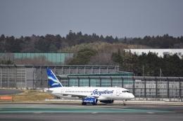 Anchorage2000さんが、成田国際空港で撮影したヤクティア・エア 100-95LRの航空フォト(飛行機 写真・画像)