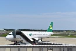 航空フォト:B-307N 春秋航空 A320neo