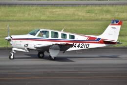 航空フォト:JA4210 エス・ジー・シー佐賀航空 36 Bonanza