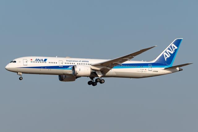 航空フォト:JA898A 全日空