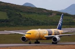 S.Hayashiさんが、石垣空港で撮影した全日空 777-281/ERの航空フォト(飛行機 写真・画像)