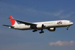 航空フォト:JA733J 日本航空 777-300