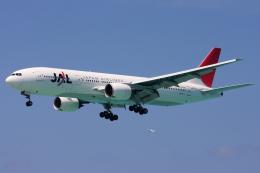 航空フォト:JA772J 日本航空 777-200