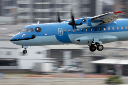 planetさんが、福岡空港で撮影した天草エアライン ATR-42-600の航空フォト(飛行機 写真・画像)