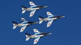 オキシドールさんが、岩国空港で撮影した航空自衛隊 T-4の航空フォト(飛行機 写真・画像)