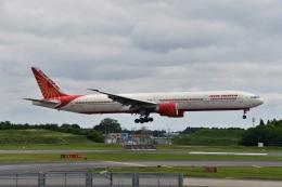Tarochanさんが、成田国際空港で撮影したエア・インディア 777-337/ERの航空フォト(飛行機 写真・画像)