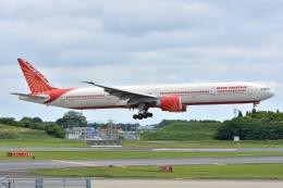 サンドバンクさんが、成田国際空港で撮影したエア・インディア 777-337/ERの航空フォト(飛行機 写真・画像)