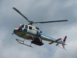 ランチパッドさんが、静岡ヘリポートで撮影した中日本航空 AS350B Ecureuilの航空フォト(飛行機 写真・画像)