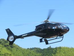 ランチパッドさんが、静岡ヘリポートで撮影した小川航空 EC120B Colibriの航空フォト(飛行機 写真・画像)