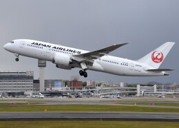 Soutaさんが、伊丹空港で撮影した日本航空 787-8 Dreamlinerの航空フォト(飛行機 写真・画像)