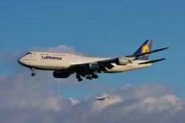 航空フォト:D-ABYC ルフトハンザドイツ航空 747-8