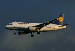 航空フォト:D-AILM ルフトハンザドイツ航空 A319