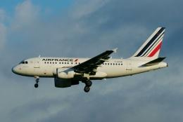 TA27さんが、フランクフルト国際空港で撮影したエールフランス航空 A318-111の航空フォト(飛行機 写真・画像)
