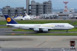 航空フォト:D-ABYK ルフトハンザドイツ航空 747-8