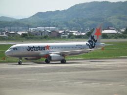 ヒコーキグモさんが、高知空港で撮影したジェットスター・ジャパン A320-232の航空フォト(飛行機 写真・画像)