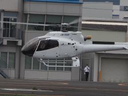gennai04さんが、東京ヘリポートで撮影した日本個人所有 EC130T2 (H130)の航空フォト(飛行機 写真・画像)