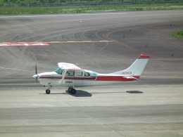 ヒコーキグモさんが、高知空港で撮影したエス・ジー・シー佐賀航空 TU206G Turbo Stationair 6 IIの航空フォト(飛行機 写真・画像)