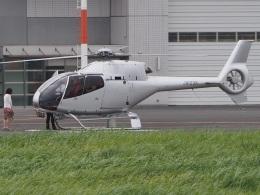 gennai04さんが、東京ヘリポートで撮影した日本法人所有 EC120B Colibriの航空フォト(飛行機 写真・画像)