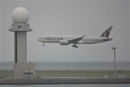 航空フォト:A7-BFR カタール航空カーゴ 777-200