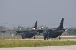 木人さんが、木更津飛行場で撮影した陸上自衛隊 LR-1の航空フォト(飛行機 写真・画像)