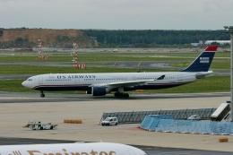 TA27さんが、フランクフルト国際空港で撮影したUSエアウェイズ A330-323Xの航空フォト(飛行機 写真・画像)